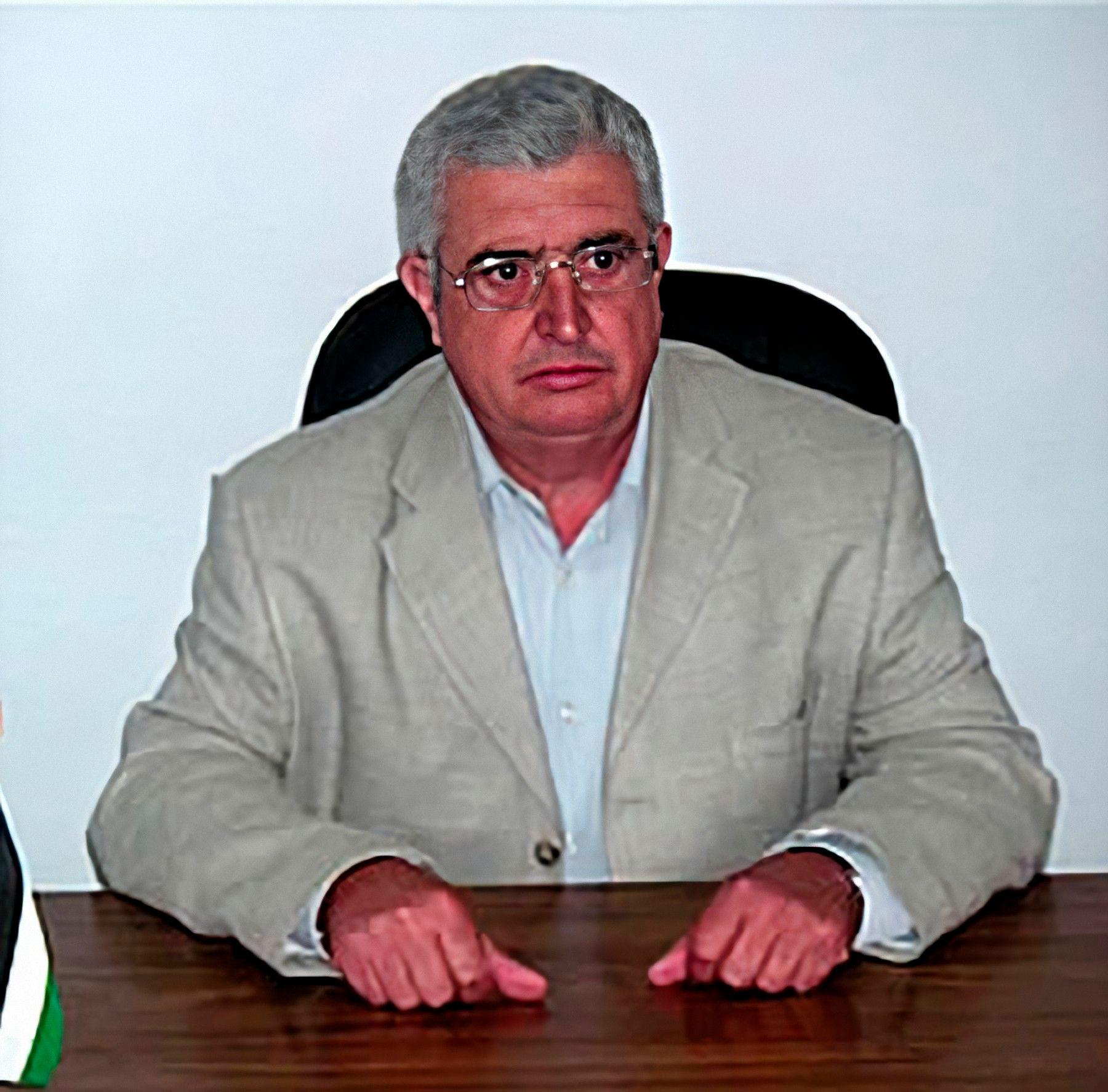 Agustín Castelló - Alcalde de Casas de Reina